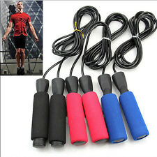 Aerobic Exercise Boxing Skipping Jump Rope Adjustable Bearing Speed Fitness firm