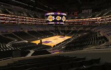 Los Angeles Lakers vs Phoenix Suns Tickets 11/06/16 Section 205, Seat 1 & 2