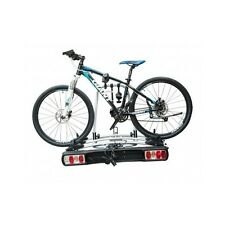 Bicycles Carrier Rear Mounted Mountain Ride Hitch Tow Bar Bikes Rack Safe Travel
