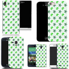 motif case cover for many Mobile phones - green shingle
