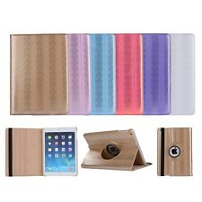 SMART 360 Rotate METALLIC-bling-sparkly-sparkle case cover Apple iPad 4 3 2