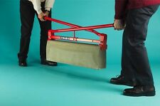 High Quality Steel Kerb Curb Block Lifter Adjustable Tongs Site Tools