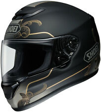 SHOEI Qwest SERENITY TC-9 Full-Face Motorcycle Helmet (Black) Choose Size