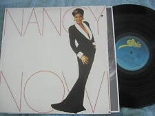 "NANCY WILSON NANCY NOW LP VINYL RECORD 12"" W/1NNER"