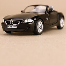 2006 BMW Z4 Convertible Black 1:32 Scale Diecast Model Car Detailed Collectible