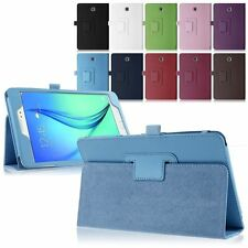 Leather Tablet Stand Flip Cover Case For Samsung Galaxy Tab S2 8.0 T715