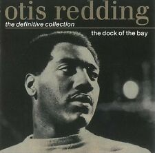The Dock of the Bay: The Definitive Collection Otis Redding CD Album Free Post
