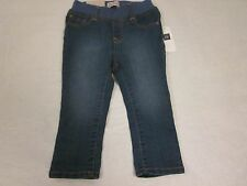 Baby Gap Girls Skinny Faded Denim Blue Jeans 6-12 Months or 12-18 Months New