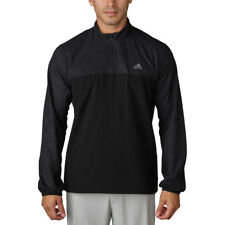 New Adidas Golf Performance Stretch 1/2 Wind Resistant Jacket - Pick Size