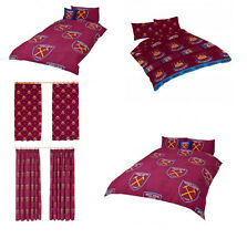 West Ham United FC Official Bedding / Curtains