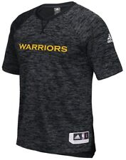 Golden State Warriors Adidas 2016 NBA On-Court Authentic S/S Shooting Shirt