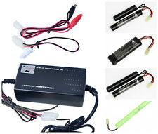 Airsoft Bulldog Set Universal Smart Charger For 6-12v Ni-MH/NiCD Airsoft Battery