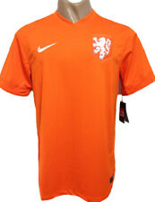 ORIGINAL 2014 NETHERLANDS HOLLAND HOME SOCCER JERSEY LARGE
