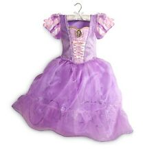 Disney Store RAPUNZEL Tangled princess costume NWT dress up gown play girls 4t 4