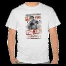 BOXING MUHAMMAD ALI - RUMBLE IN THE JUNGLE Retro Vintage  T SHIRT