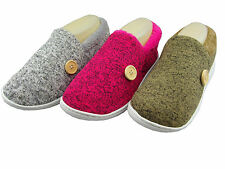New Women Soft Furry Warm Comfy House Shoes Winter Slippers In & out door 71300