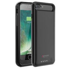 Apple iPhone Battery Case 7 6S 6 Plus Protective Cover External Charger 4000 mAh