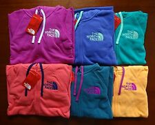 North Face Women's Embroidered Logo Full Zip Hoodie NEW FIT NWT!!!