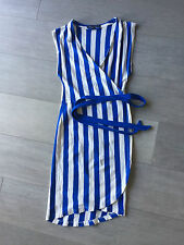 FRENCH CONNECTION WOMEN'S WRAP DRESS - SIZE 8 - GREAT CONDITION