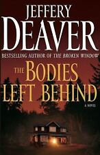 The Bodies Left Behind by Jeffery Deaver (2008, Hard...