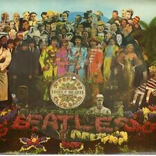 Beatles Sgt. Pepper's Lonely Hearts ... UK picture disc LP vinyl  record