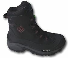 New Columbia mens Whitefield waterproof insulated -25F winter snow boots Black