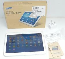 """Samsung Galaxy Tab 3 GT-P5210 16GB Wi-Fi 10.1"""" Dual Core Android Tablet -DAMAGED"""