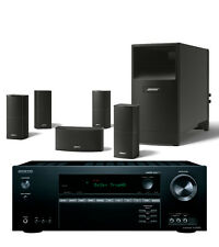 NEW Bose Speakers & Oknyo Receiver 5.1 Surround Sound Combo
