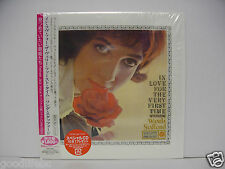 WANDA STAFFORD In Love For the Very First JAPAN MINI LP CD NM w/OBI TOCJ-9750