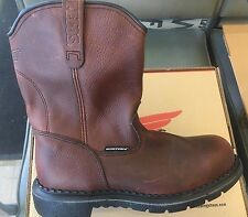 Men's Red Wing 2249 PECOS Steel Toe Pro Style 2249 Various Sizes Discontinued