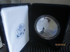 2001 American Silver Eagle PROOF DOLLAR US Mint Original Coin with Box & COA