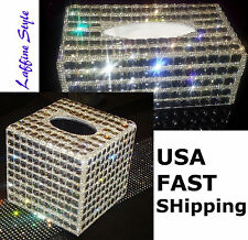 Luxury High Quality Bling Bling Crystal Diamond Holder Home Decor Organizers,USA