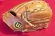 Wilson Vintage A2000 XL Made in USA Baseball Glove Mitt
