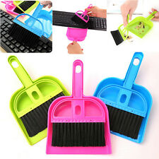 Desktop Keyboard Brush Small Broom Suit Cleaning Tools Small Broom Dustpans