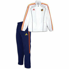 ADIDAS SPAIN PRESENTATION SUIT FIFA WORLD CUP 2010 White/Navy.