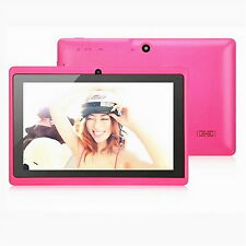 """7"""" TFT touch screen Android 4.4 WIFI Tablet Quad Core 800*480 512MB 32gb Tablet"""