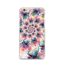 Hipster Flower Floral Marble Silicone Rubber Gel Case For IPhone 4S 5S 6S 7+