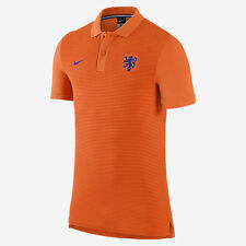 *NIKE - HOLLAND AUTHENTIC POLO SHIRT = SIZE ADULTS