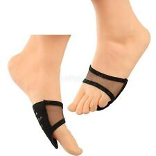 High Heels Foot Insole Cushion for Lady Invisible Shoe Pads Black and Skin Color