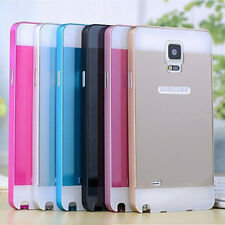 Luxury Aluminum Ultra-thin Metal Hard Case Cover For Samsung Galaxy Note 4 N9100