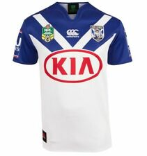 Canterbury Bulldogs 2017 NRL Home Jersey Adults and Ladies Sizes BNWT
