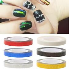 20 Meters Wide Rolls Striping Tape Line Nail Art Tips DIY Decoration Stickers