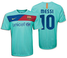 NIKE FC BARCELONA LIONEL MESSI AWAY JERSEY 2010/11.