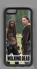 Rick and Michonne Walking Dead design cell case iPhone iPod Samsung
