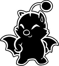 Final Fantasy - Moogle Full Body - Vinyl Car Window and Laptop Decal Sticker