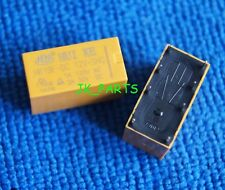 1x ORIGINAL HK19F-DC 12V-SHG DC 12V Coil DPDT 8Pins 2NO 2NC PCB Mini Power Relay