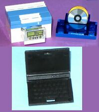 LEGO Custom CD DVD Blue-ray Player Laptop MacBook Computer Clock Radio Disk :)