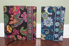 Vera Bradley SYMPHONY IN HUE or MOD FLORAL BLUE Soft Paperback Book Cover NEW