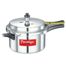 Prestige Deluxe Stainless Steel Pressure Cooker Sizes 4,5,7 Litres $87 to $107