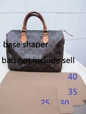 BASE SHAPER FOR LOUIS VUITTON MONOGRAM / DAMIER SPEEDY 25/30/35/40 (Brown color)